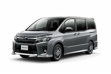 """ヴォクシー特別仕様車 ZS""""煌Ⅱ""""(ハイブリッド車)(アイスチタニウムマイカメタリック)"""