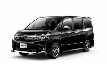 """ヴォクシー特別仕様車 ZS""""煌Ⅱ""""(ハイブリッド車)(ブラック)"""