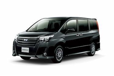 """ノア特別仕様車 Si""""W×B""""(ハイブリッド車)(ブラック)"""