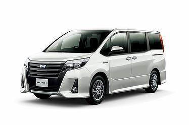 """ノア特別仕様車 Si""""W×B""""(ハイブリッド車)(ホワイトパールクリスタルシャイン)<オプション装着車>"""
