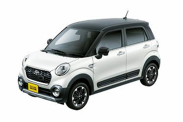 "C G ""SA Ⅱ""(2WD)(パールホワイトⅢ×ブラック)<オプション装着車>"