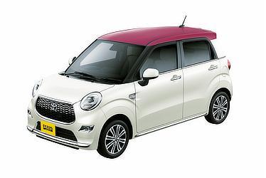 """F G """"SA Ⅱ""""(2WD)(パールホワイトⅢ×ワインレッド)<オプション装着車>"""
