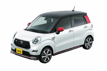 "S ""SA Ⅱ""(2WD)(パールホワイトⅢ×ブラック×シャイニングレッド)<オプション装着車>"