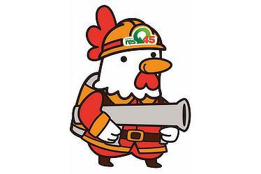 鶏レスキュー