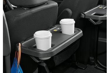 J:シートバックテーブル[買い物フック・ドリンクホルダー2個付] (運転席・助手席)