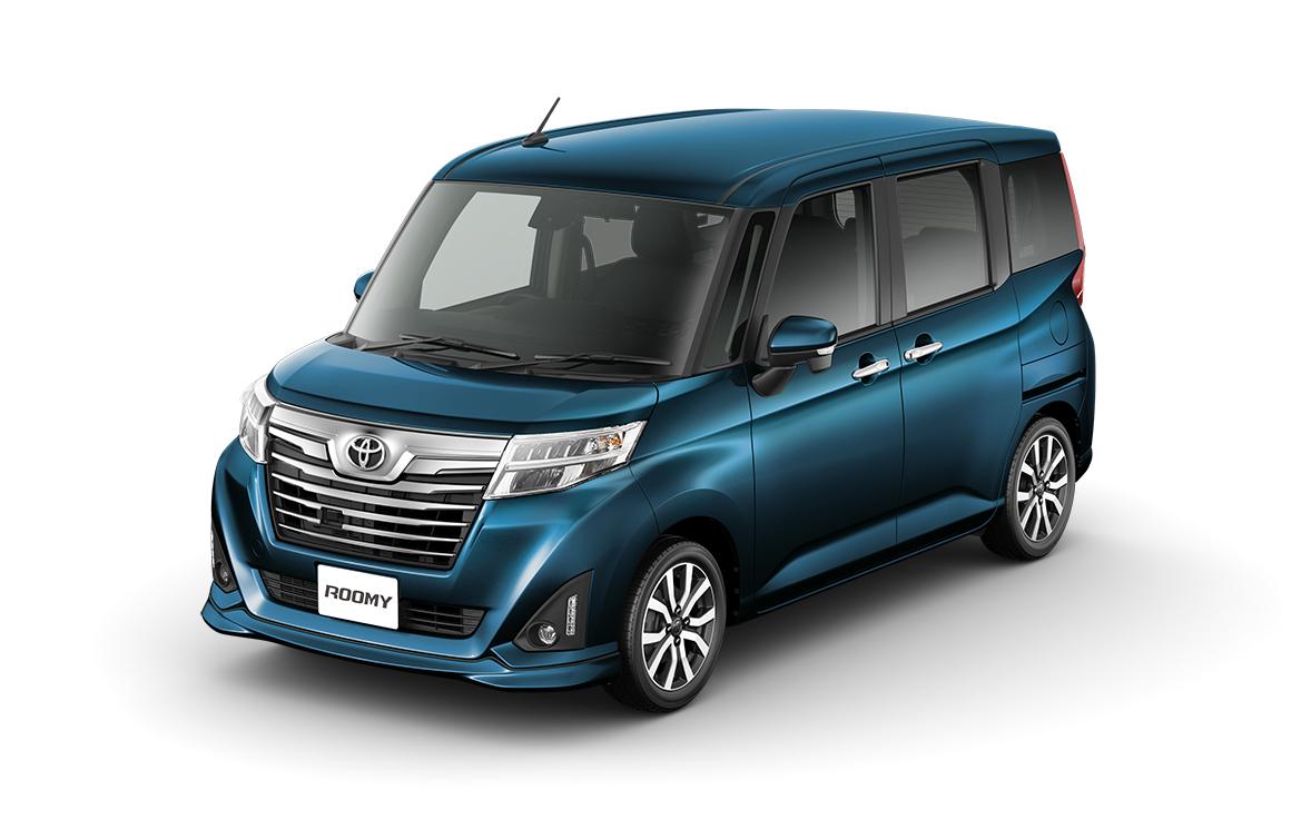 Roomy Toyota Global Newsroom
