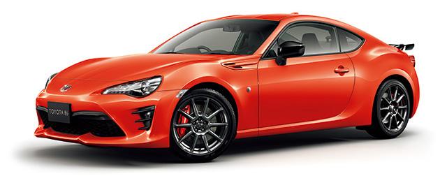 """特別仕様車GT""""Solar Orange Limited""""<オプション装着車>"""