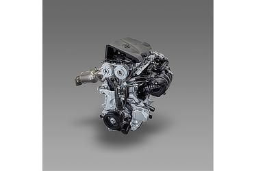 Inline 4 Cylinder 2.5L Direct Injection Gasoline Engine