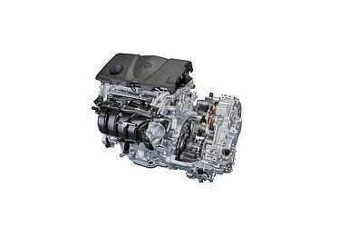 直列4気筒2.5L直噴ガソリンエンジン・トランスアクスル