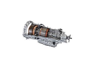 Multi-stage THS II