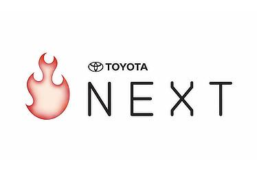 TOYOTA NEXT ロゴ