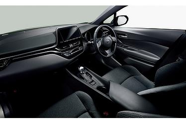 S (内装色:ブラック) 〈オプション装着車〉