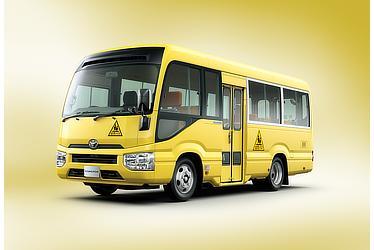 幼児専用車 (標準ボディ・大人3人乗り+幼児39人乗り・6AT) (イエロー)