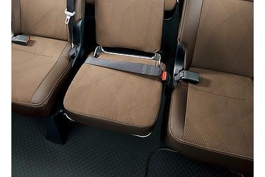 ELR付2点式シートベルト (補助シート)
