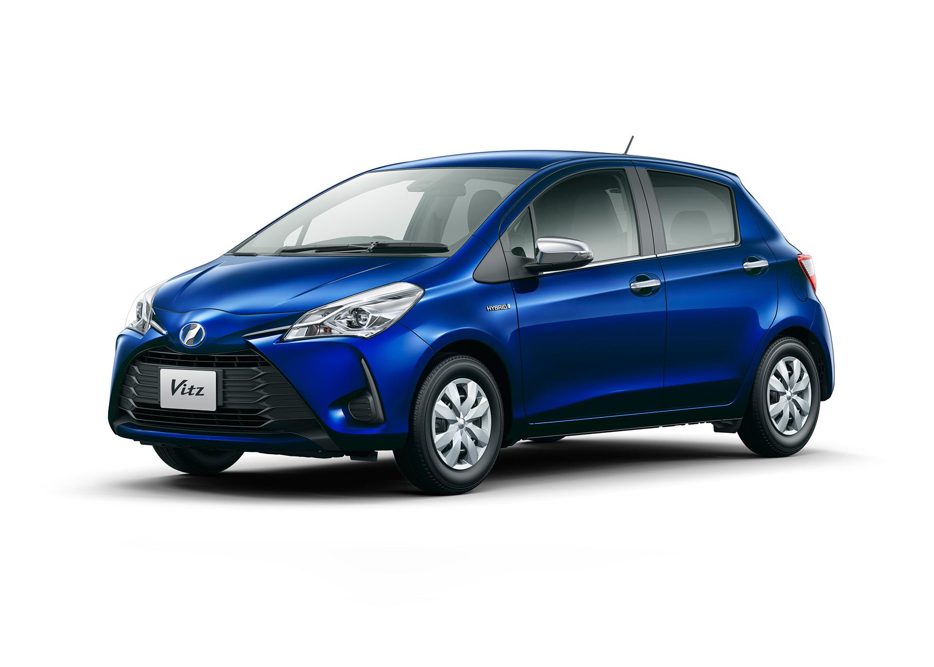Toyota For Sales >> Vitz | TOYOTA Global Newsroom