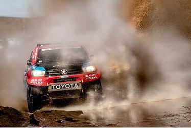 Overdrive Toyota 305号車