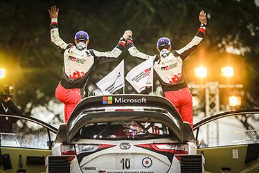 【ドライバー】ヤリ-マティ・ラトバラ/ミーカ・アンティラ 2017 WRC Round 1 RALLYE MONTE-CARLO