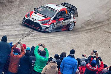 2017 WRC Round 1 RALLYE MONTE-CARLO