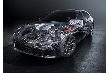 LS 500h Multi Stage Hybrid System
