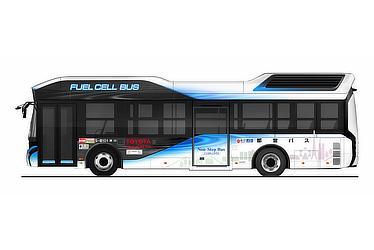 トヨタFCバス(東京都営バス仕様)