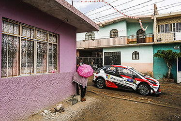2017 WRC Round 3 RALLY MEXICO