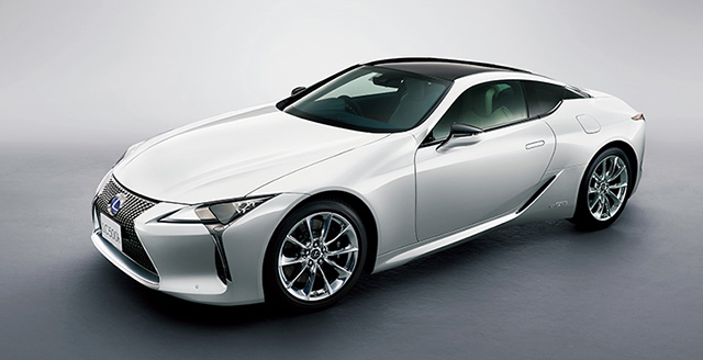 """LC500h""""L package"""""""