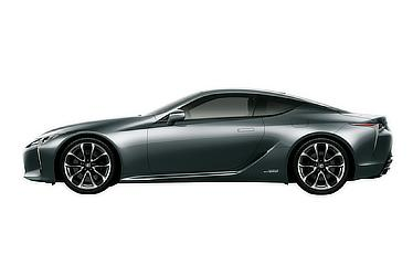 """LC500h""""S package"""" (ダークグレーマイカ)"""