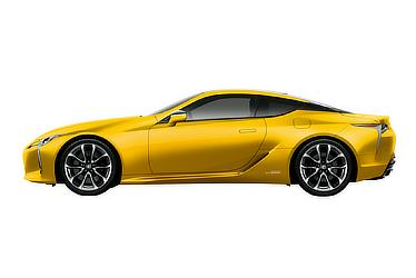 """LC500h""""S package"""" (ネープルスイエローコントラストレイヤリング) 〈オプション装着車〉"""