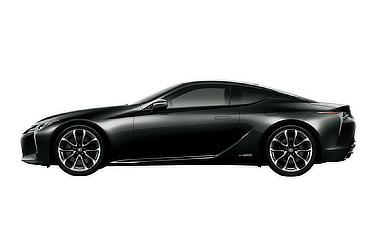 """LC500h""""S package"""" (ブラック)"""