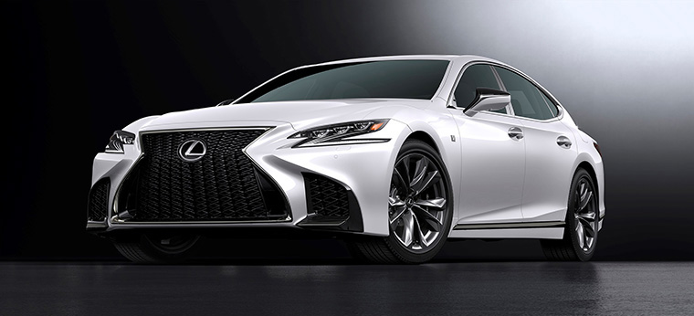 2018 lexus 500 f sport. Unique Sport LS 500 F SPORT The Original Luxury Disruptor When It Debuted To Launch The  Brand Lexus Has For Nearly Three Decades Set Benchmarks Powertrain  To 2018 Lexus F Sport