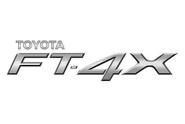 FT-4X ロゴ