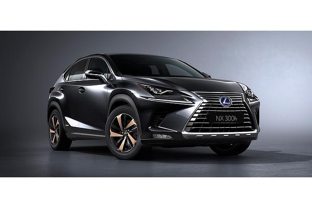 2018 Lexus NX Bows in Shanghai with a Sharper Look and