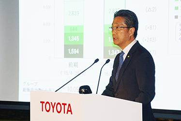 Osamu Nagata, Executive Vice President