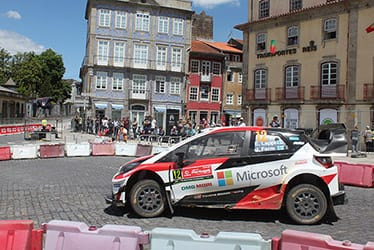 2017 WRC Round 6 RALLY PORTUGAL