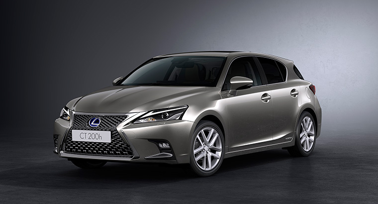 Minor change 2018 lexus ct 200h evolves with sportier styling ct 200h publicscrutiny Images