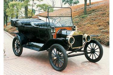 【展示車】フォード モデルT ツーリング