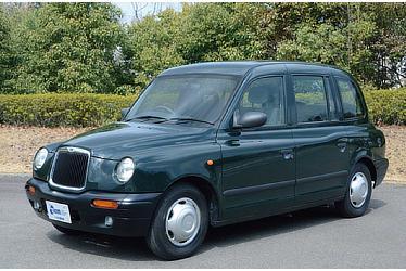 【展示車】ロンドンタクシー LTI TX1