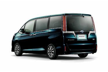 Xi (ハイブリッド車) (ブラッキッシュアゲハガラスフレーク) 〈オプション装着車〉