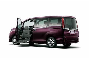 ウェルキャブ 助手席リフトアップシート車 Xi (2WD) (ボルドーマイカメタリック) 〈オプション装着車〉