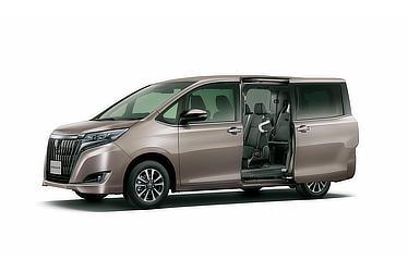 ウェルキャブ ウェルジョイン Xi (2WD) (アバンギャルドブロンズメタリック) 〈オプション装着車〉