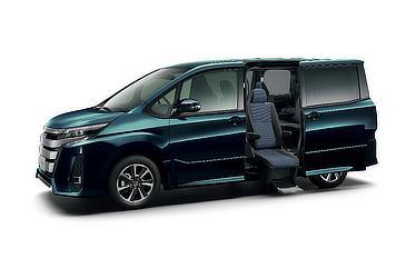 ウェルキャブ サイドリフトアップチルトシート車 Si (2WD) (ブラッキッシュアゲハガラスフレーク) 〈オプション装着車〉