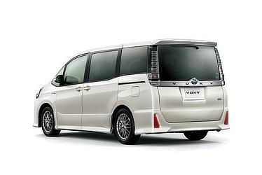 ZS (ハイブリッド車) (ホワイトパールクリスタルシャイン) 〈オプション装着車〉