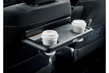助手席シートバックテーブル (カップホルダー2個付)