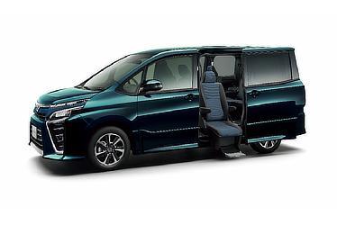 ウェルキャブ サイドリフトアップチルトシート車 ZS (2WD) (ブラッキッシュアゲハガラスフレーク) 〈オプション装着車〉