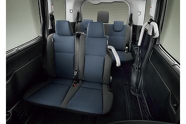 ウェルキャブ ウェルジョイン X (2WD) 〈オプション装着車〉