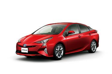 Fourth-generation Prius