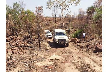 2014 driving project in Australia (Western Australia)