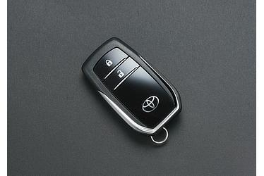 Z スマートエントリー (運転席・助手席/アンサーバック機能付)&スタートシステム (スマートキー)