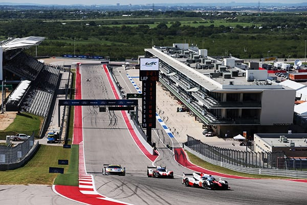 2017 WEC Round 6 6 Hours of COTA