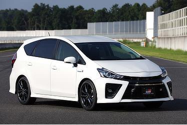 Prius α GR SPORT <prototype>